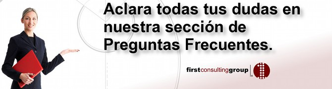 Preguntas Frecuentes - First Consulting Group